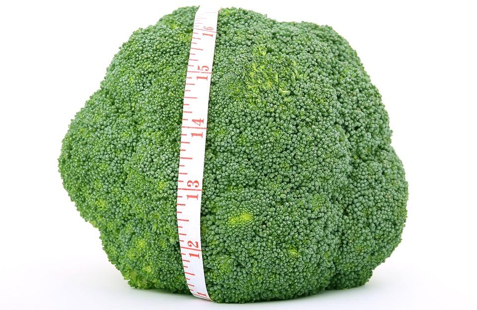 Hubnutí se zeleninou