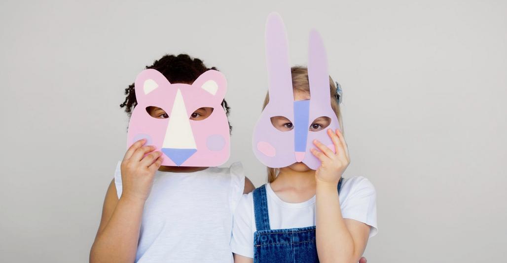 dětské masky