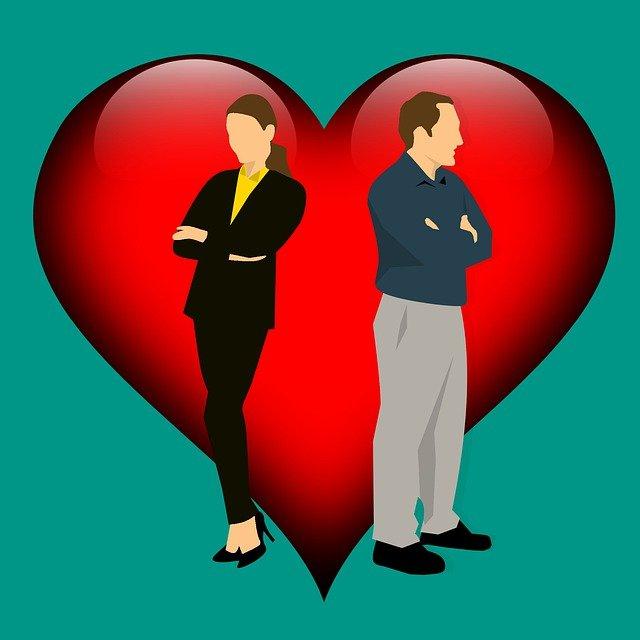 problém ve vztahu