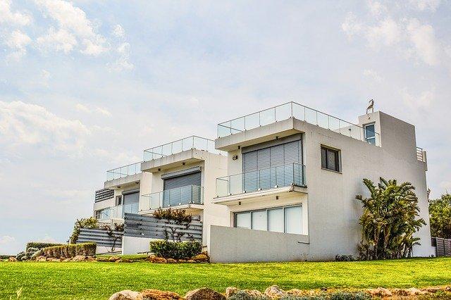 dům s terasou