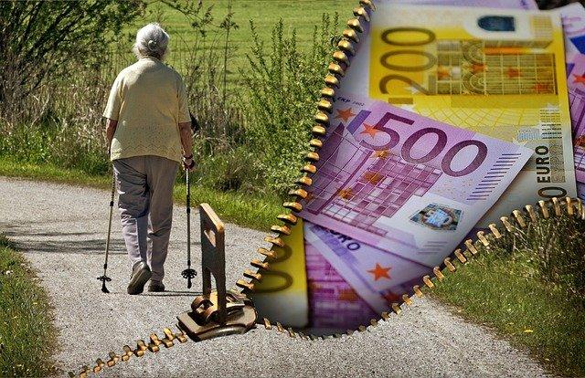 důchod a peníze